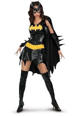 DC Comics Batgirl Deluxe Adult Costume
