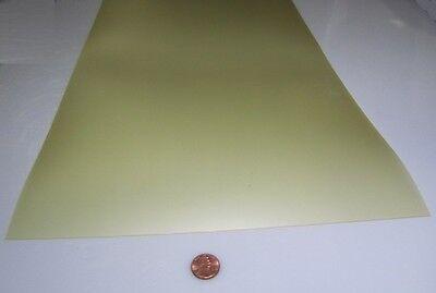 "Ultem PEI Sheet 1000-1000 Natural  .003/"" x 12/"" x 24/"""