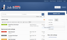 Optimum Job Search Engine Website  Free Installation + Hosting