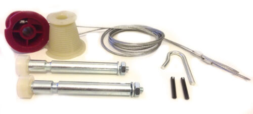 Henderson Merlin Doric Cones Cables Wires Roller Spindles Repair Tension Tools