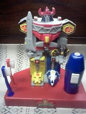 RARE 1994 Vintage Power Rangers Battery Operated Tooth Brush Set