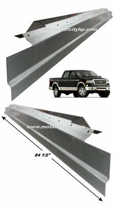 ROCKER PANELS F-150 CREW CAB 2004-2010 PAIR BEST QUALITY