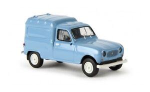 14711-Brekina-Renault-R4-Fourgonnette-pastellblau-1-87