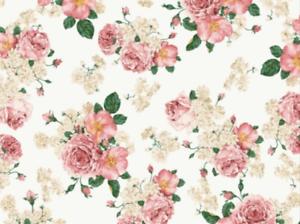 A4 Rose Fleur Imprimé Personnalisé Comestible Gaufre//Riz Fondant Paper Cake Topper