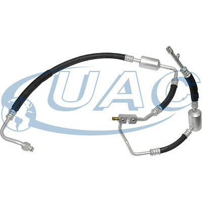 A/C Hose Assembly-Manifold and Tube Assembly UAC HA 1501C fits 89-93 Ford Bronco