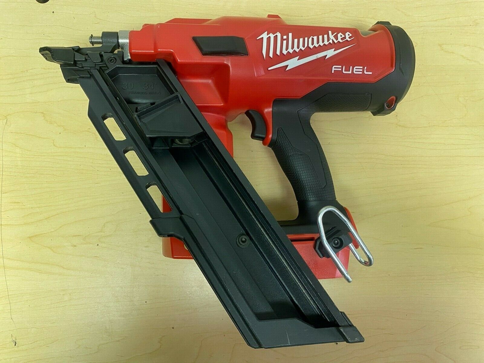 Milwaukee 2745-20 M18 FUEL 30 Degree Cordless Framing Nailer (Tool Only). Available Now for 284.99