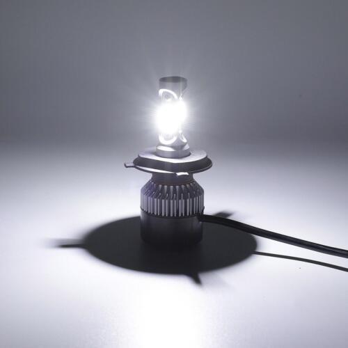 2x H4 9003 HB2 1320W Hi//Lo LED Headlight Bulbs Conversion Kits 6000K High Power