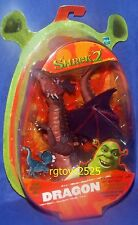 SHREK 2 DRAGON with Flappin Wings and Baby New Factory Sealed 2004