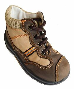 Details about jela der clevere schuh BOYS CAUSAL BROWN TODDLER SIZE 5 (20 germany) Quality