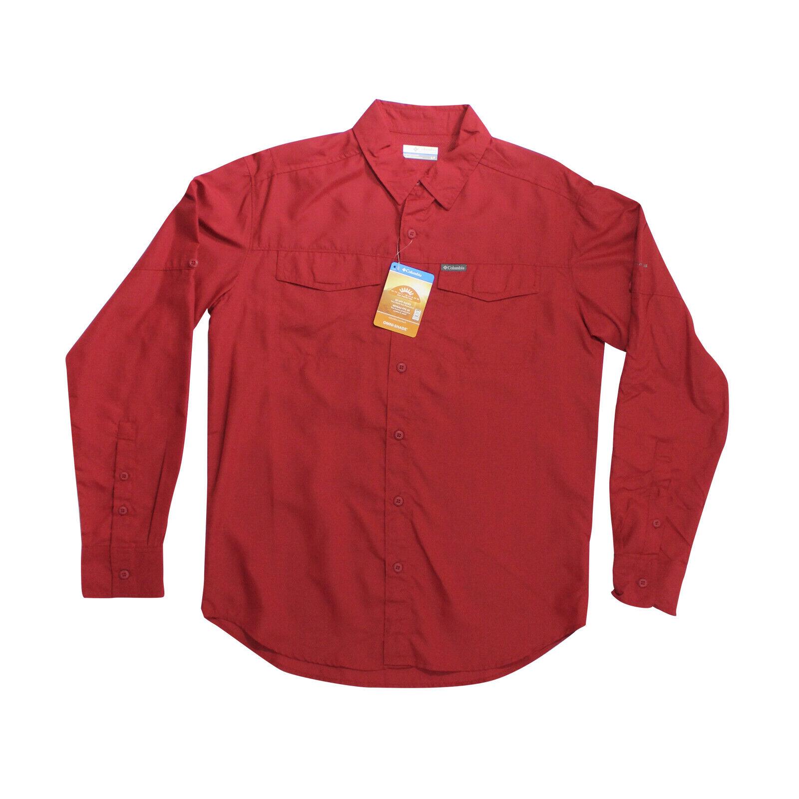 Columbia Sportswear Mens Royce Peak II Short Sleeve Shirt