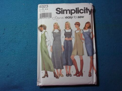 Simplicity Patterns ~ All Patterns are Size 8-18 ~ ~ ~ Listing 9108