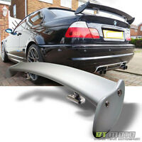Gt Style Ac-s Rear Trunk Sport Spoiler Light Weight Wing Ready To Paint on sale