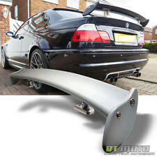 Gt Style Ac-S Rear Trunk Sport Spoiler Light Weight Wing Ready To Paint