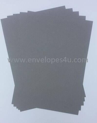 wedding invitations A4 Dark Grey 240gsm card cardmaking printing papercraft