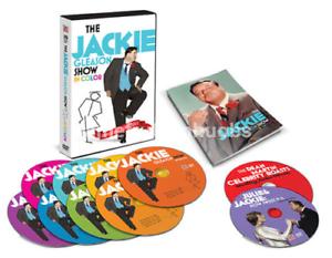 La-vida-del-tiempo-la-Jackie-Gleason-mostrar-en-color-10-Dvds-Nuevo-y-Sellado