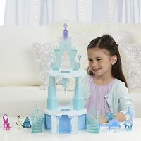 Disney Frozen Little Kingdom Elsa's Magical Rising Castle Oo