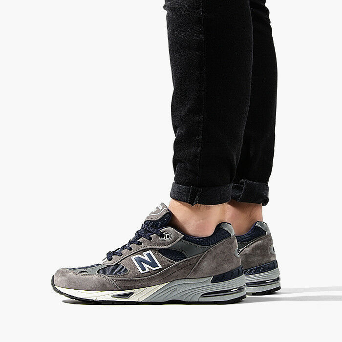 MEN'S SHOES SNEAKERS NEW BALANCE [M991SGN]