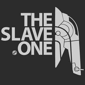 8886a4c04c Image is loading The-Slave-One-Graphic-Heavy-Cotton-T-Shirt