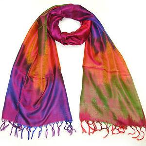 190e1b6d52cf2 Women's Silk Scarf - Ladies Pure Silk Scarves - Silk Pashminas - By ...