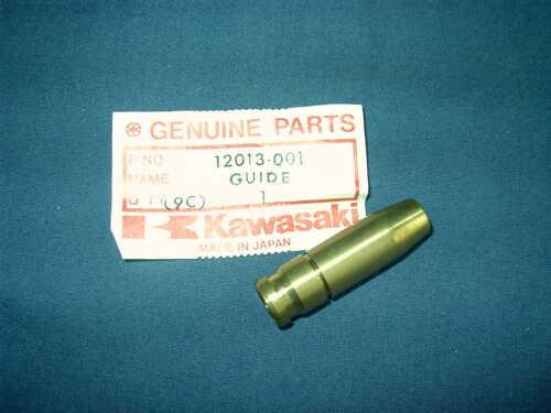 KAWASAKI KZ900 Z1 A B P GENUINE NOS INLET VALVE GUIDE 12013-001