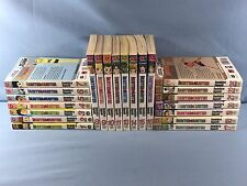 Hunter X Hunter English Manga Lot of 22 Graphic Novels 1-11, 13-22, & 25 1st