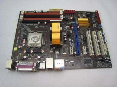 ASUS Intel LGA 775 Micro-ATX Desktop DDR3 P43 Motherboard P5P43TD