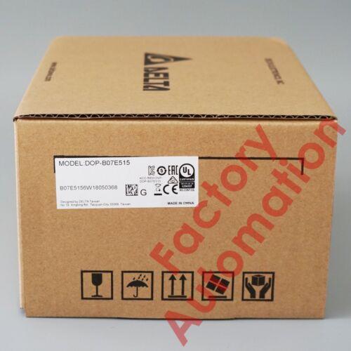 *NEW IN BOX* 1PCS DELTA TOUCH PANEL HMI DOP-B07E515 90 DAYS WARRANTY