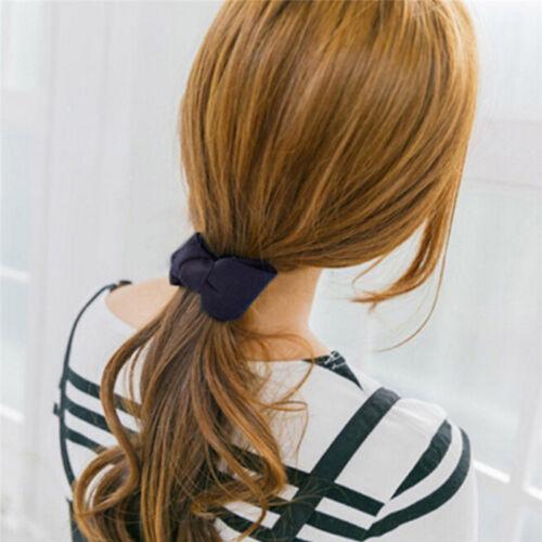 für Damen,Stirnband Haarspangen mit großer Schleife HaarschmXJ