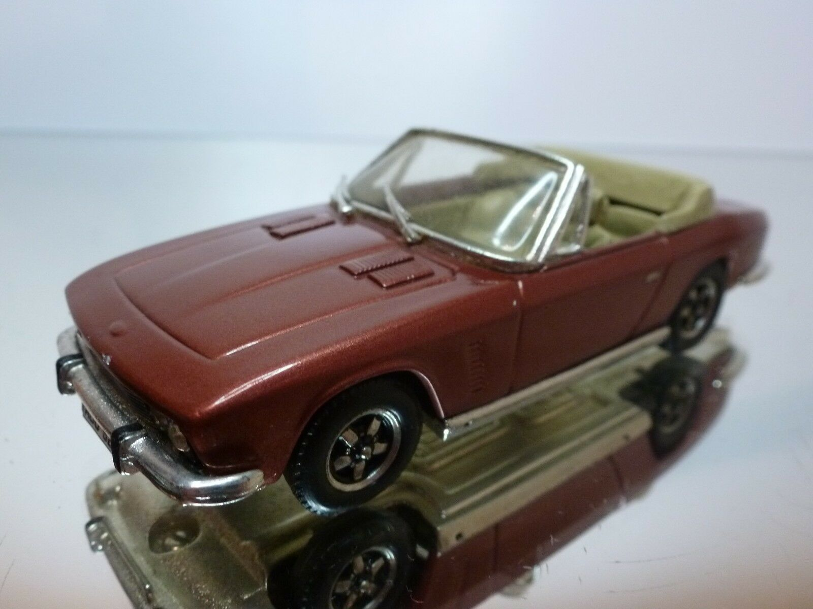 ENCO MODELS 315 JENSEN INTERCEPTOR CONGrünIBLE - RHD - METALLIC 1 43 - GOOD