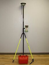 Leica GS14 Smart Antenna Rover GPS Glonass with CS15 VIVA Satel UHF 450-470