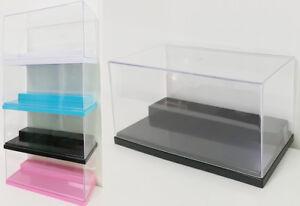 Acryl Vitrinen Display Case Box Schaukastenkasten Einzelvitrine für