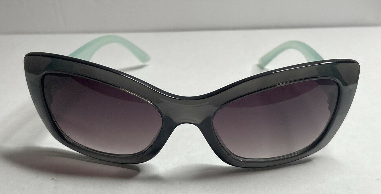 Elle Women Sunglasses Cat Jelly Black/Blue Color-020 EL18154 57[]20-131mm