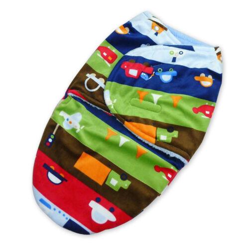NewBorn Swaddle Swaddling Baby Girl Boy Snuggle Wrap Blanket Bedding Soft Feel