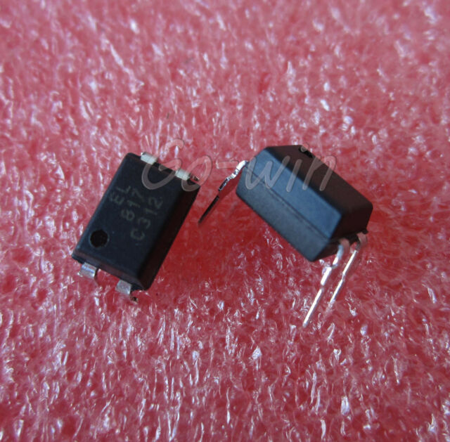 20PCS PC817 EL817 817 DIP-4 OPTOCOUPLER IC NEW High quality