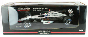 David Coulthard Mclaren Mp4-17 F1 2002/03 Art de Pauls Model 1 / voiture 18ème 4012138044968