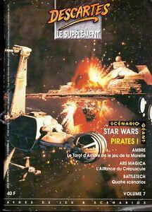 MAGAZINE-DESCARTES-LE-SUPPLEMENT-VOLUME-7