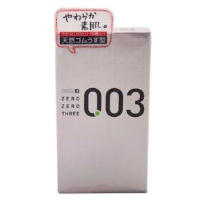 Okamoto 003 0.03 Mm Extra Thin Condom Zero Three Feel Like