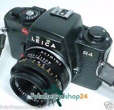 Leica R4 Gehäuse + Leitz Summicron 2/50