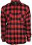 Urban cassics Shirt Chemise Checked Flanelle