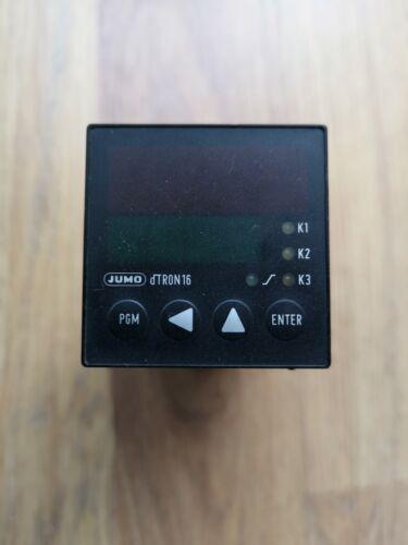 Temperaturregler JUMO Dtron16,