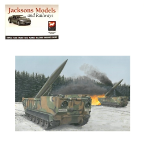 Dragon 3576 M752 Tactical Ballistic Missile Launcher 1 35 Scale Kit