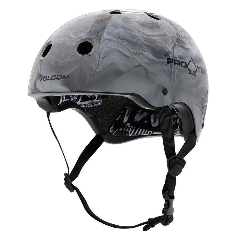 Pro Tec Classic Cert Volcom Helmet Cosmic Matter