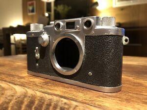exc-4-voll-Arbeit-Showa-optische-Leotax-F-Rangefinder-Kamera-Leica-Mount-Japan