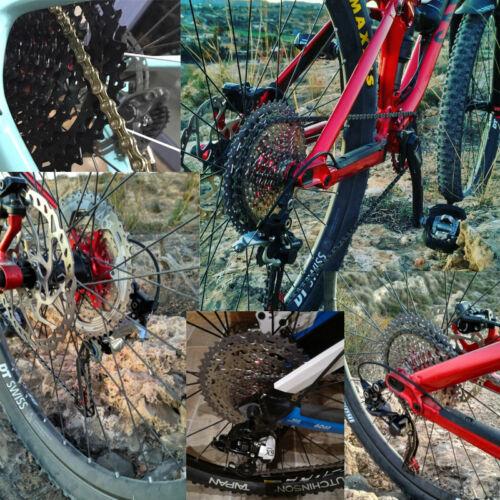 SunRace 8//9//10//11Speed Road//MTB Bike Cassette fit Shimano SRAM Cycling Freewheel