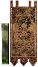 Lifesize vinyl banner, Lovecraft, necronomicon, Cthulhu
