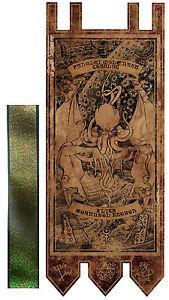 Lifesize vinyl banner Lovecraft necronomicon Cthulhu - <span itemprop=availableAtOrFrom>Sudbury, United Kingdom</span> - Lifesize vinyl banner Lovecraft necronomicon Cthulhu - Sudbury, United Kingdom