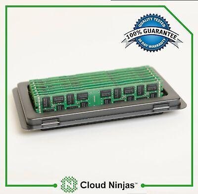 8x16GB 128GB DDR3 PC3-8500R 4Rx4 ECC Reg Server Memory RAM Dell PowerEdge R415