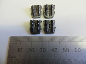 SET OF 5 MALLEABLE HAMMER WEDGES NUMBERS 1 2 3 4 box no1