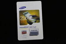 256GB micro SD SDXC Evo Class 10 UHS-I 80MB/s TF Memory Card  QU6