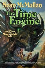 The Time Engine: The Fourth Book of the Moonworlds Saga (The-ExLibrary